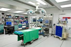Aardingssytemen Medische Ruimte